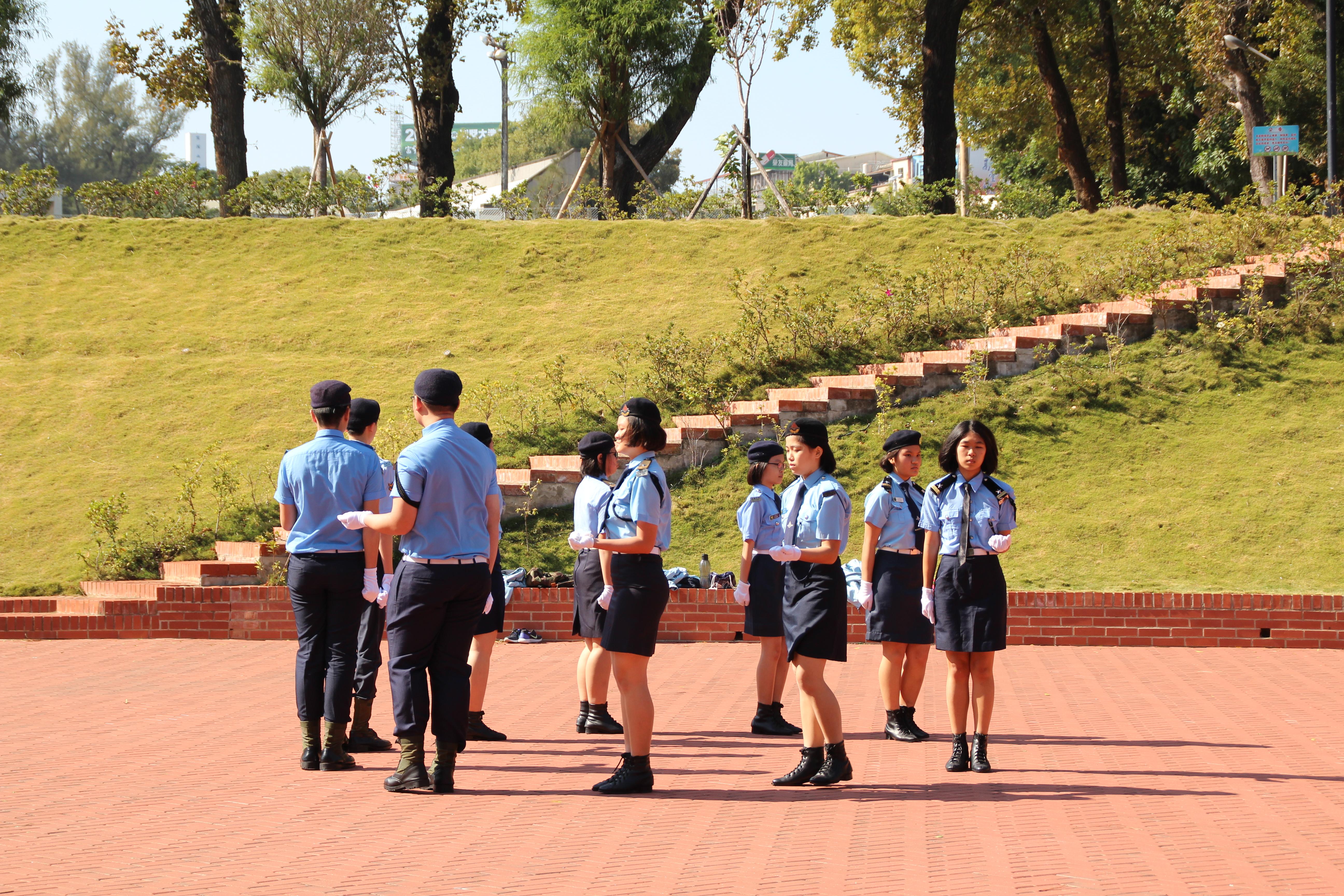 106.1 馬來西亞居鑾中學學校蒞校交流