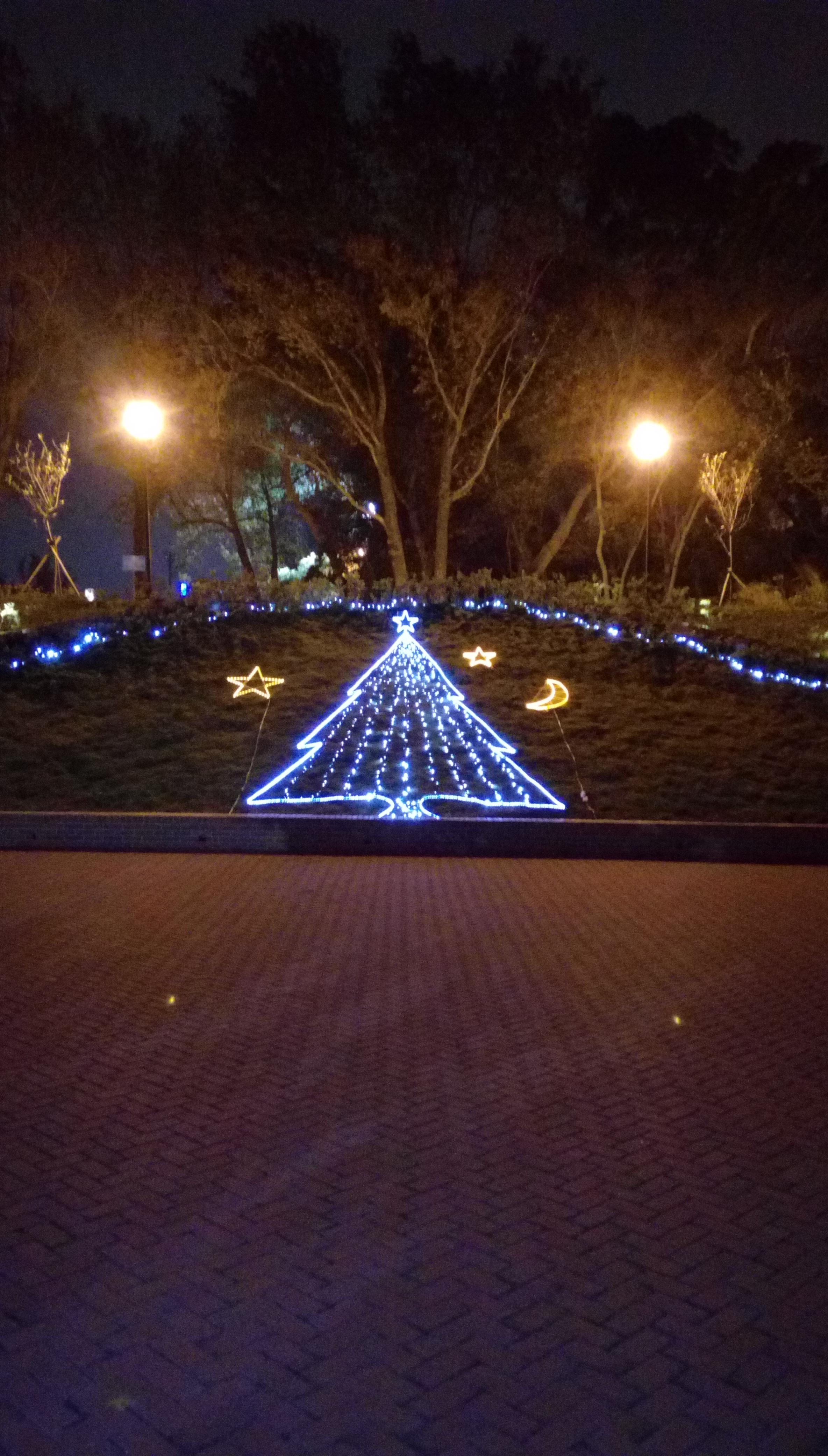 2017聖誕節點燈
