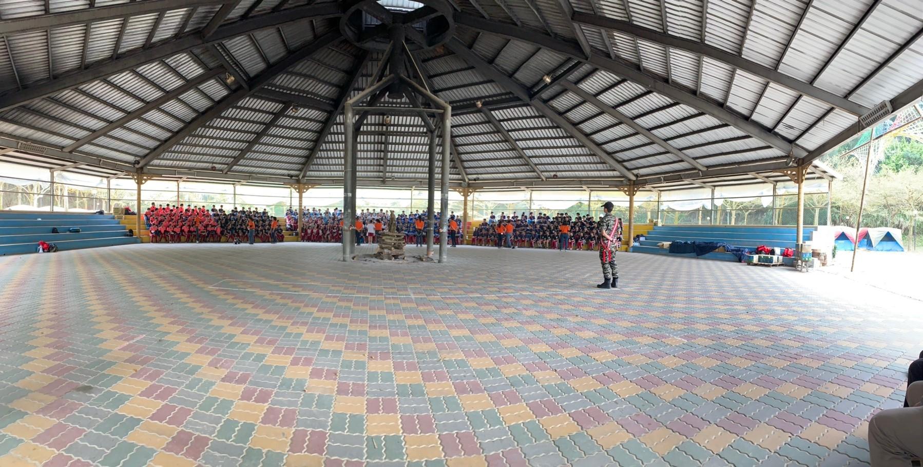 107學年度國一童軍露營
