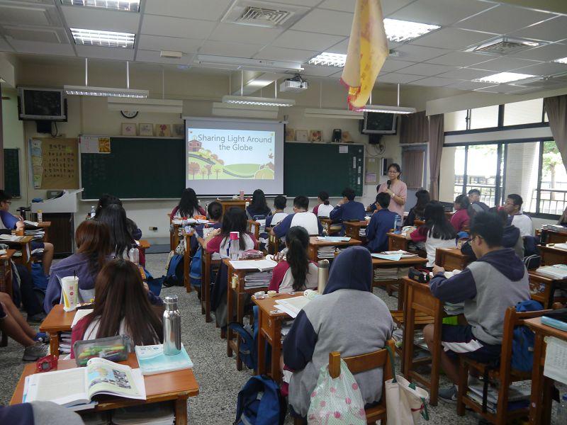 107學年度第二學期第十場教學觀摩
