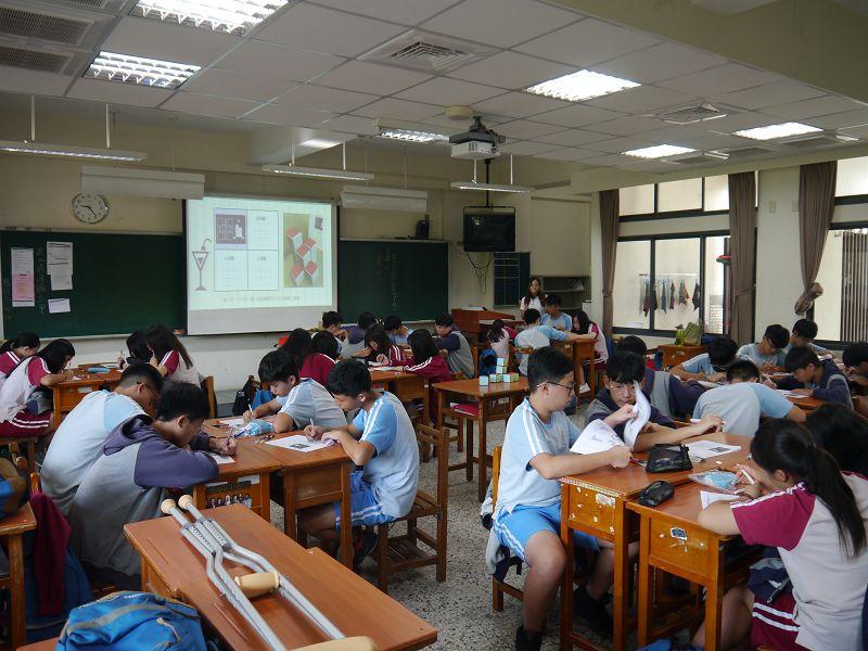 107學年度第二學期第六場教學觀摩