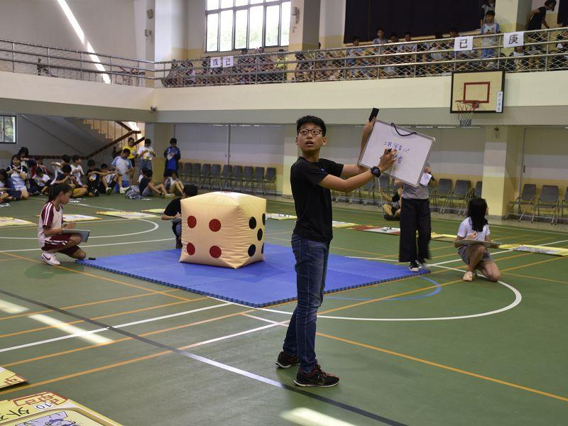 108學年度第一學期國中部國文分組擂台賽