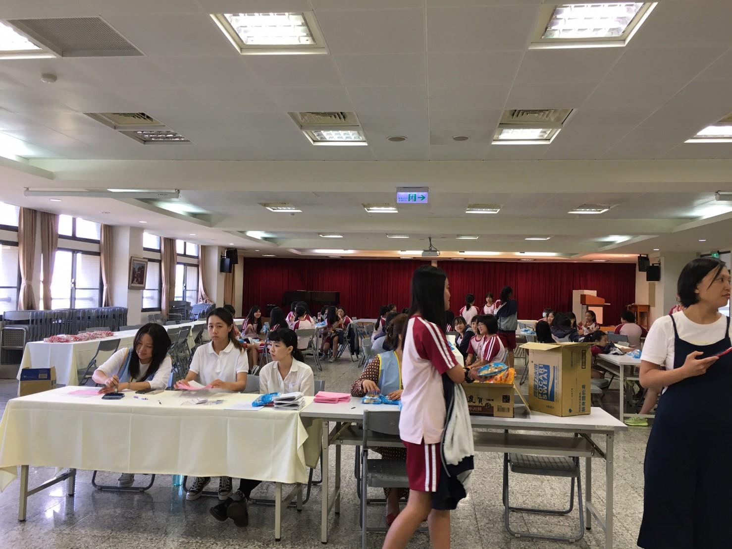 108學年度國二女生HPV疫苗(第二劑施打)