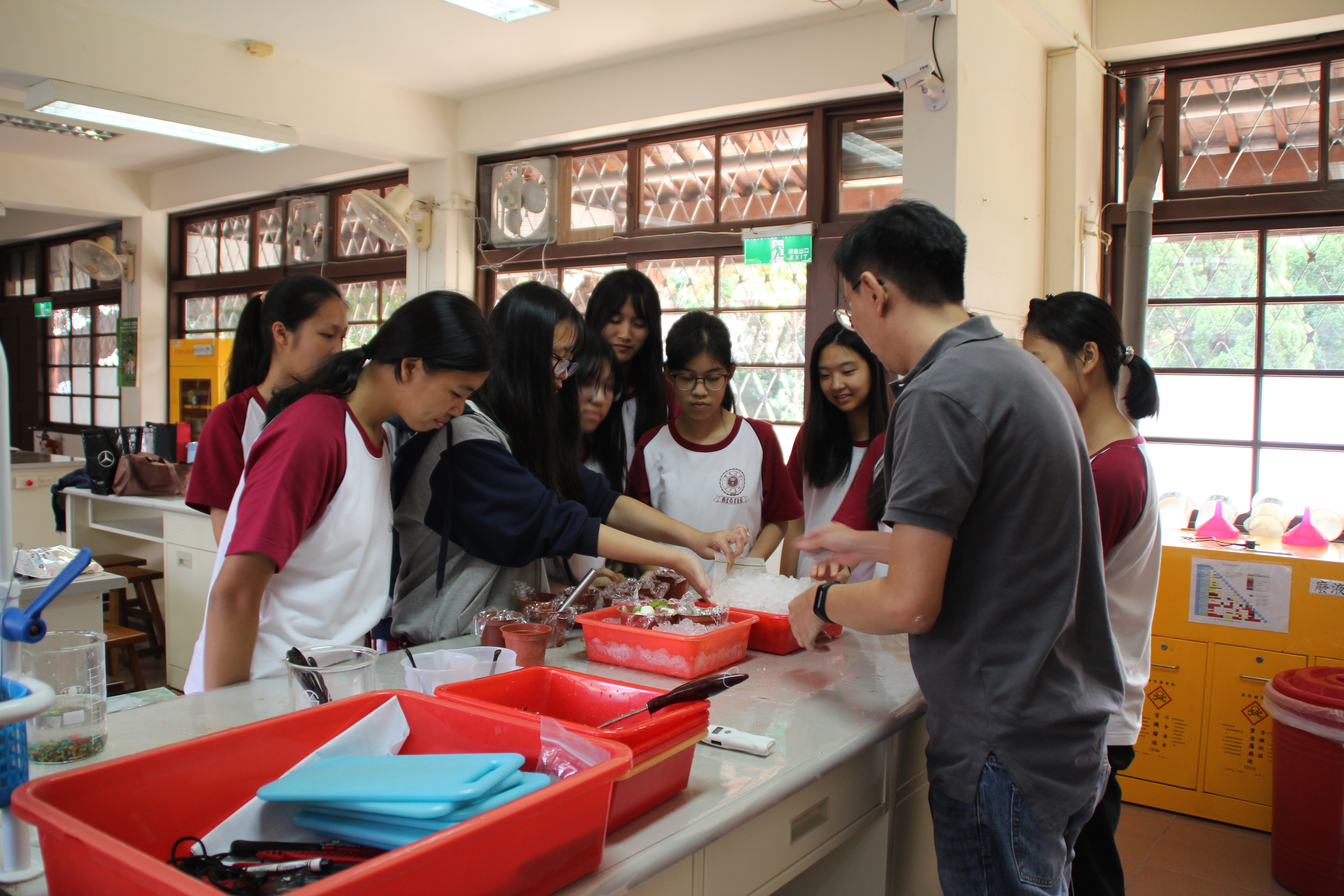 108學年度學生社團活動