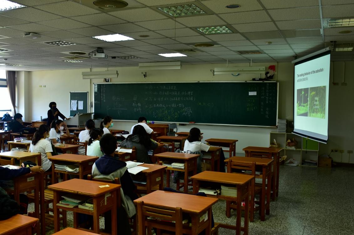 109學年度第二學期第四場週六大師講座