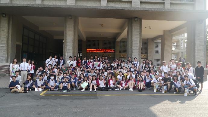 106學年度日本北星學園附屬高等學校蒞校交流