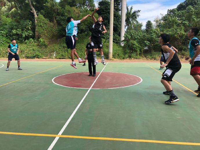 107學年度班際籃球比賽成績公告