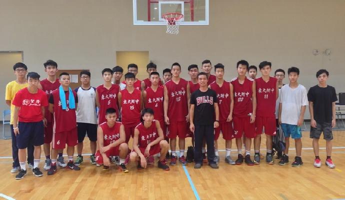 賀》高中部籃球隊榮獲105年北區體育會盃籃球賽 亞軍