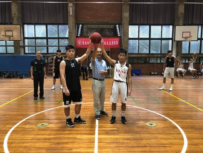 東大附中第十三屆懷恩校友盃籃球賽圓滿落幕