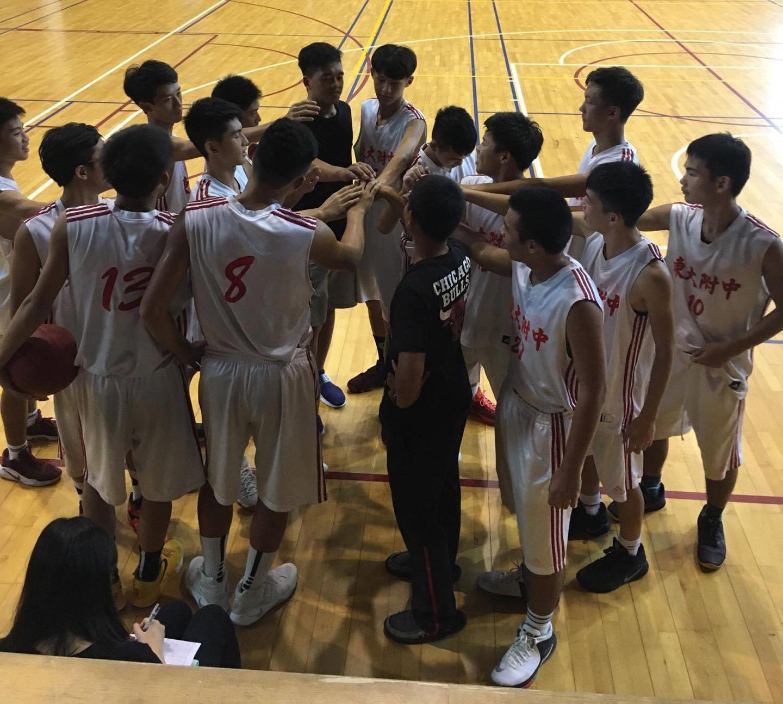 賀》高中部籃球隊榮獲106年台中巿屯區社大籃球邀請賽-冠軍