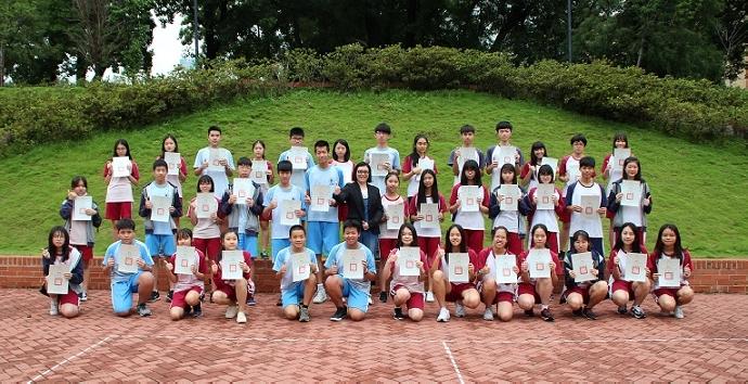 108學年度臺中市模範生獲獎名單